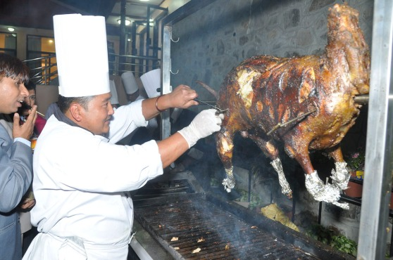 Whole Mutton BBQ