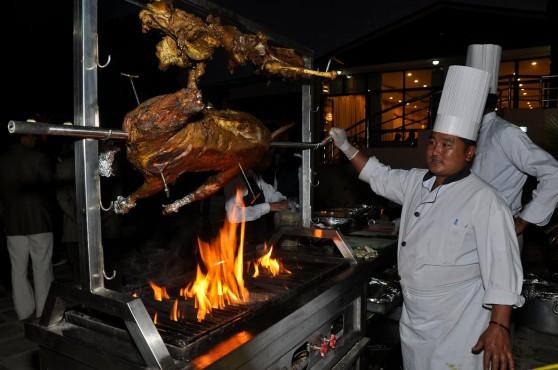 Whole Mutton BBQ